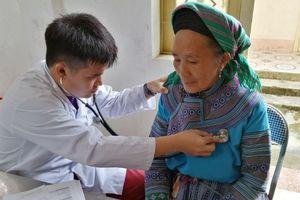 Bệnh viện Hùng Vương: Mang không khí Xuân lên vùng cao biên giới