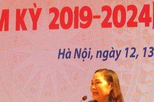 NSND Thúy Mùi làm Chủ tịch Hội Nghệ sĩ Sân khấu Việt Nam