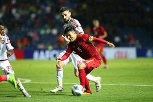 Quang Hải: 'U23 Việt Nam sẽ thắng Jordan'