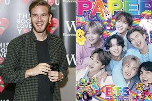 PewDiePie bị Knet kêu gọi tẩy chay vì gọi fan hâm mộ BTS là 'những kẻ điên rồ nhất thế giới'