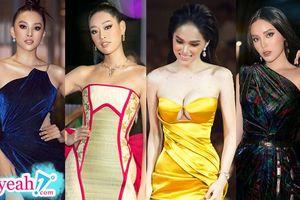 Dàn hoa hậu đọ sắc cùng một sự kiện: Người đeo đồng hồ tiền tỷ, người mặc váy từ chiếu cói cực đơn giản