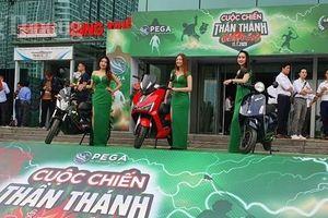PEGA chọn cách so sánh trực diện mẫu xe mới eSH với SH của Honda Việt Nam
