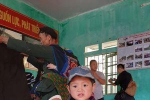 Câu lạc bộ thiện nguyện xanh Phúc Yên: Mang hơi ấm đến vùng cao Hà Giang
