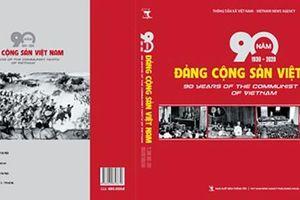 Sách ảnh 90 năm Đảng Cộng sản Việt Nam