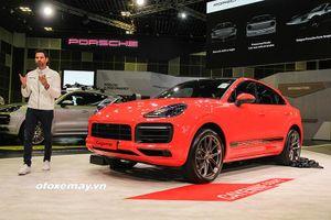 Porsche Cayenne Coupe chính thức trình làng tại Singapore