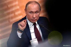 Putin cảnh báo thế giới