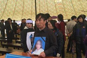Bố nữ sinh giao gà đề nghị không tử hình 6 kẻ hãm hại con mình vì nhân văn