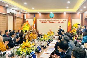 GHPGVN ứng dụng công nghệ trong điều hành Phật sự