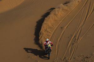 Gặp tai nạn kinh hoàng, tay đua Bồ Đào Nha tử nạn ở Dakar Rally