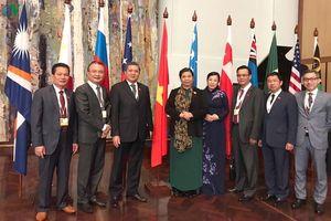 Việt Nam tham dự Diễn đàn Nghị viện châu Á-TBD tại Australia