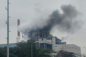 Vì sao có tiếng nổ lớn tại Công ty Nhiệt điện Uông Bí, Quảng Ninh?