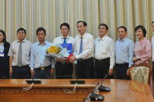 Bổ nhiệm Phó Hiệu trưởng Trường Đại học Sài Gòn