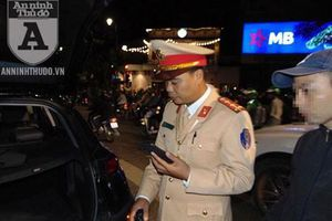 Người 'y trưởng' giữ bình yên trên các cung đường Thủ đô