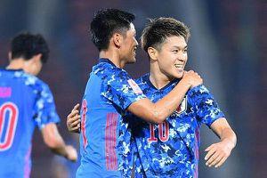 Bỏ suất đá chính ở châu Âu, sao U23 Nhật Bản nhận nỗi thất vọng