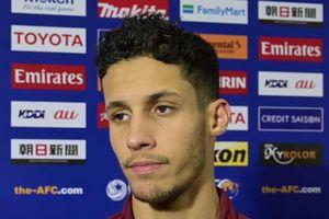 Tiền đạo UAE: 'Chúng tôi muốn ghi nhiều bàn trước Jordan'