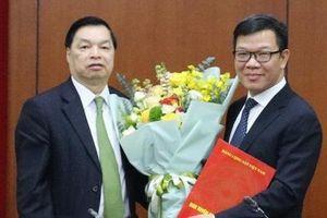 Nhà báo Tống Văn Thanh làm Phó vụ trưởng Vụ Báo chí - Xuất bản