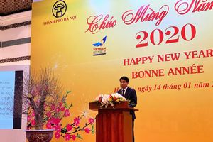 Hà Nội chủ động tăng cường hợp tác quốc tế trong năm 2020