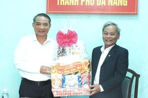 Bí thư Thành ủy Đà Nẵng thăm, chúc Tết CLB Thái Phiên, cán bộ hưu trí cao cấp & gia đình người có công