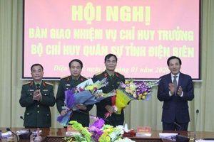 Bổ nhiệm lãnh đạo Bộ Chỉ huy Quân sự 4 tỉnh