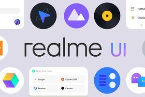 Realme chính thức có giao diện riêng, kết tinh ColorOS 7 và Android 10