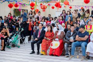Kiều bào Việt tại Saudi Arabia đón Tết cộng đồng Xuân Canh Tý