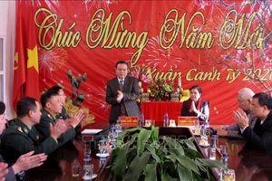 Đoàn công tác Quốc hội thăm, chúc Tết đồng bào các dân tộc tỉnh Lai Châu