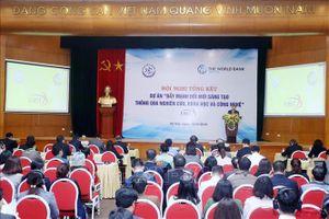 Tiếp tục thúc đẩy đổi mới sáng tạo tại Việt Nam