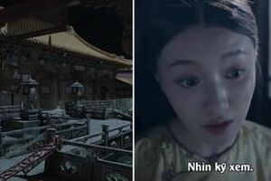 Kim chi ngọc diệp tập 5: Phúc Khang An hối hận, Chiêu Hoa hóa điên dại tại quỷ cung lạnh lẽo