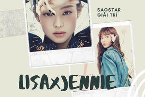 Lisa và Jennie (BlackPink) dắt tay nhau lên bìa tạp chí lớn tại Hàn!
