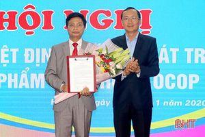 Nhân sự, lãnh đạo mới tại Hà Tĩnh, Đà Nẵng, TP.HCM