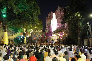 Đàn lễ cầu an cho nước Úc tại tịnh xá Trung Tâm