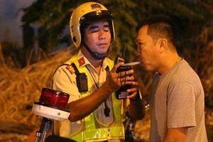 Bình Dương quyết liệt xử lý tài xế uống rượu lái xe