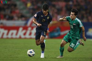 VCK U23 châu Á 2020: U23 Thái Lan và U23 Australia giành vé vào tứ kết