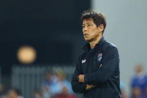 HLV Nishino thắng lớn cùng U23 Thái Lan nhờ sự dũng cảm