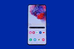 Xuất hiện video dùng thử Galaxy S20 - màn hình 120 Hz, vân tay siêu âm