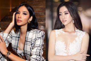Hoàng Thùy, Lương Thùy Linh trượt top 25 hoa hậu đẹp nhất 2019