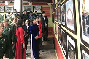 Triển lãm 'Đảng bộ tỉnh Thái Nguyên - Những chặng đường lịch sử'