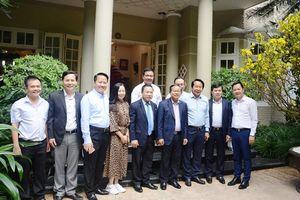 Phó Chủ tịch Quốc hội Đỗ Bá Tỵ thăm, chúc Tết tại TP Đà Nẵng