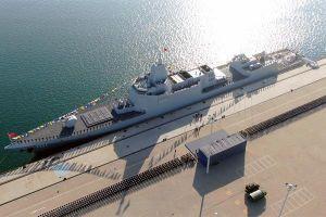 'Mổ xẻ' tàu khu trục tên lửa lớn thứ hai thế giới của TQ