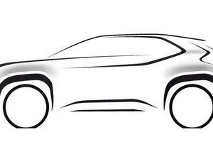 Toyota Yaris Crossover chính thức được công bố với thiết kế nhỏ gọn, năng động hơn