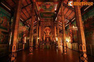 Chiêm ngưỡng kiệt tác chùa Khmer nghìn tuổi ở Nam Bộ