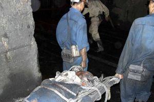 Một thợ lò ở Quảng Ninh tử vong thương tâm khi đang làm việc