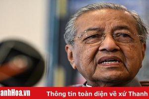 Thủ tướng Malaysia Mahathir Mohamad tuyên bố sẵn sàng từ chức