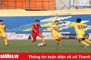 Giao hữu trước mùa giải 2020: Thanh Hóa thất thủ trước Sông Lam Nghệ An