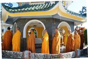 Khánh Hòa : Các chùa tảo tháp, khánh thành nhà thờ tổ