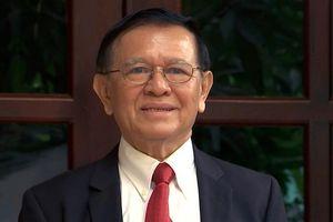 Campuchia xét xử cựu quan chức Kem Sokha tội phản quốc
