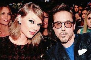 Robert Downey Jr. gây phẫn nộ khi ví Taylor Swift với nhện độc