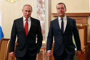 Cú sốc thủ tướng Nga từ chức và kế hoạch của TT Putin sau năm 2024