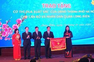 Long Biên phát động thi đua 2020