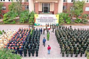 Phát động học tập gương ba liệt sĩ hy sinh tại Đồng Tâm